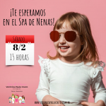 Spa de Nenas 2020