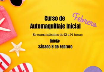 Automaquillaje Inicial Febrero